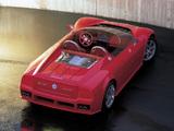 Volkswagen W12 Roadster Concept 1998 pictures