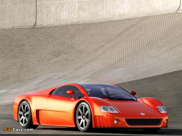 Volkswagen W12 Coupe Concept 2001 photos (640 x 480)