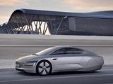 Photos of Volkswagen XL1 Concept 2011