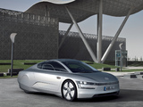 Photos of Volkswagen XL1 Concept 2011