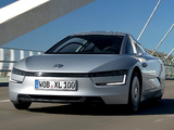 Photos of Volkswagen XL1 2013