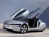 Volkswagen XL1 Concept 2011 images
