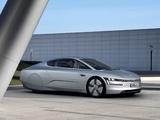 Volkswagen XL1 Concept 2011 photos