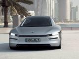 Volkswagen XL1 Concept 2011 pictures