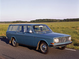 Pictures of Volvo 145 1968–71