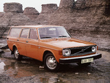 Pictures of Volvo 145 1973–74