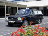 Pictures of Volvo 145 Taxi 1973–74