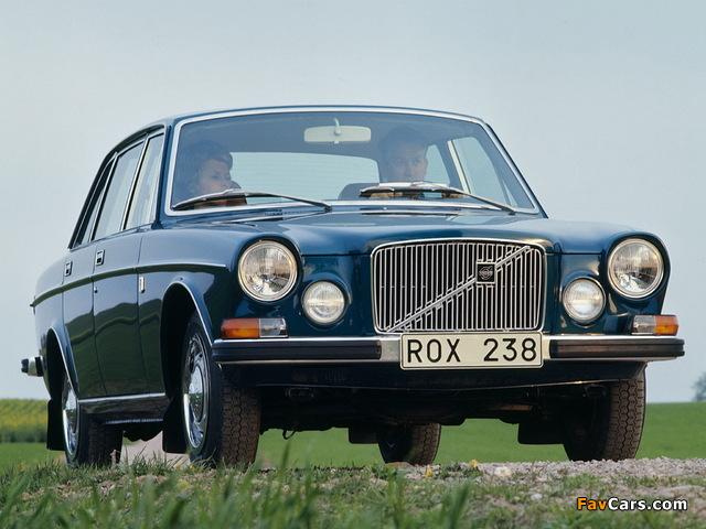 Volvo 164 1968–75 images (640 x 480)