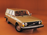 Images of Volvo 245 DL 1975–78