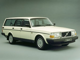 Images of Volvo 240 Classic 1992–93