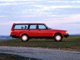 Photos of Volvo 240 GLT 1989–93