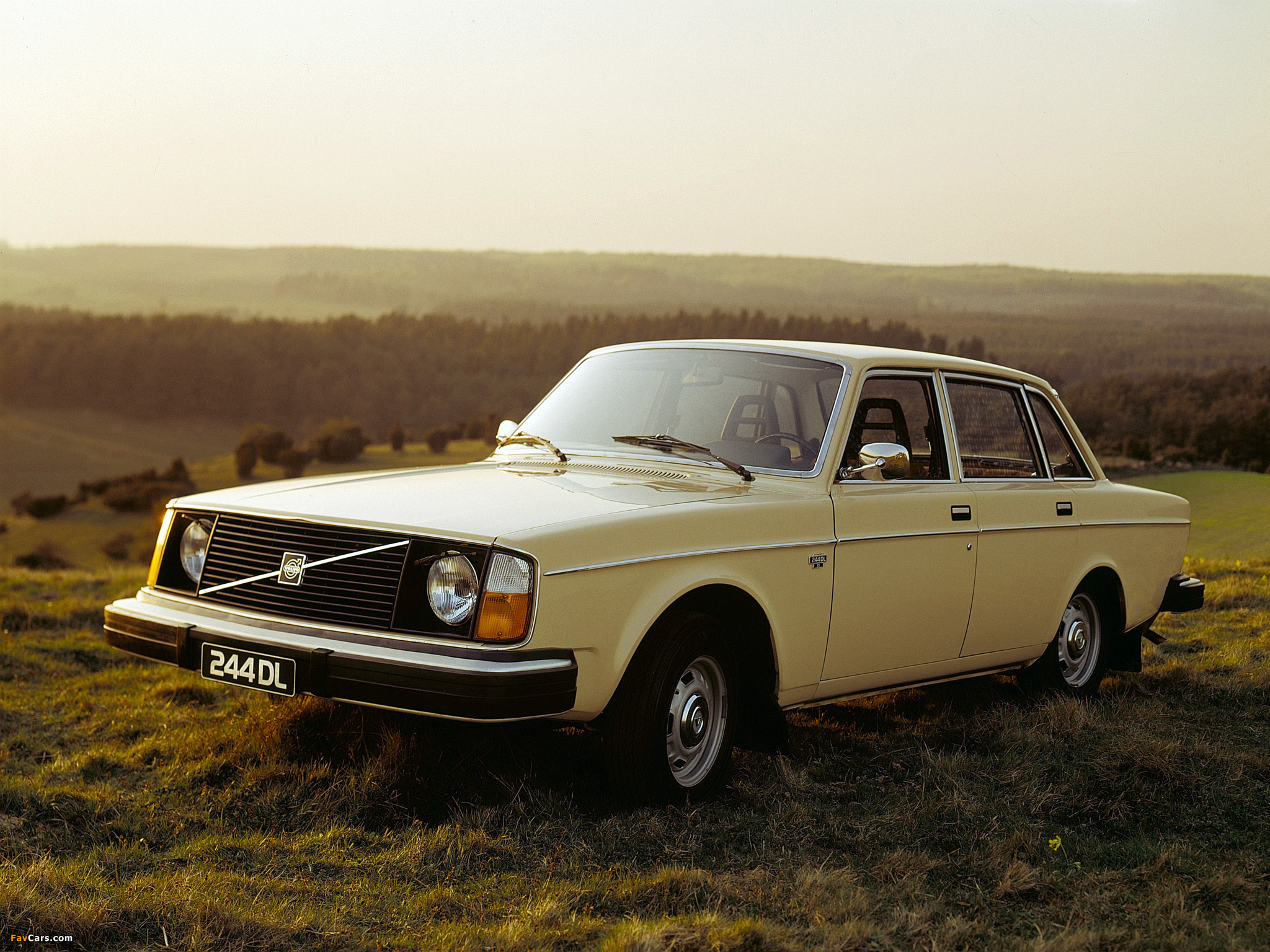 Pictures Of Volvo 244 Dl 1975 U201378  2048x1536