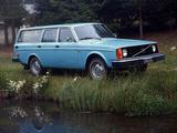 Volvo 245 DL 1975–78 photos