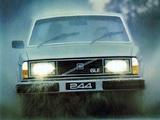 Volvo 244 GLE JP-spec 1979–81 images