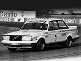 Volvo 240 Turbo ETC Group A 1982–88 photos