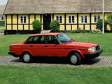 Volvo 240 GL 1986–93 photos