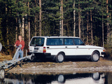 Volvo 240 GLT 1989–93 photos