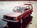 Volvo 245 DL 1975–78 wallpapers