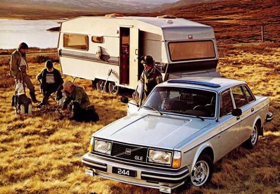 Volvo 244 Gle 197981 Wallpapers