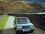 Volvo 244 GLE JP-spec 1979–81 wallpapers
