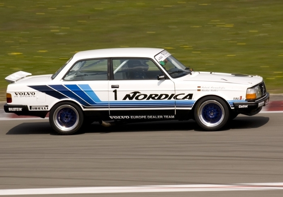 Volvo 240 Turbo Etc Group A 198288 Wallpapers