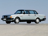 Volvo 240 GL 1986–93 wallpapers