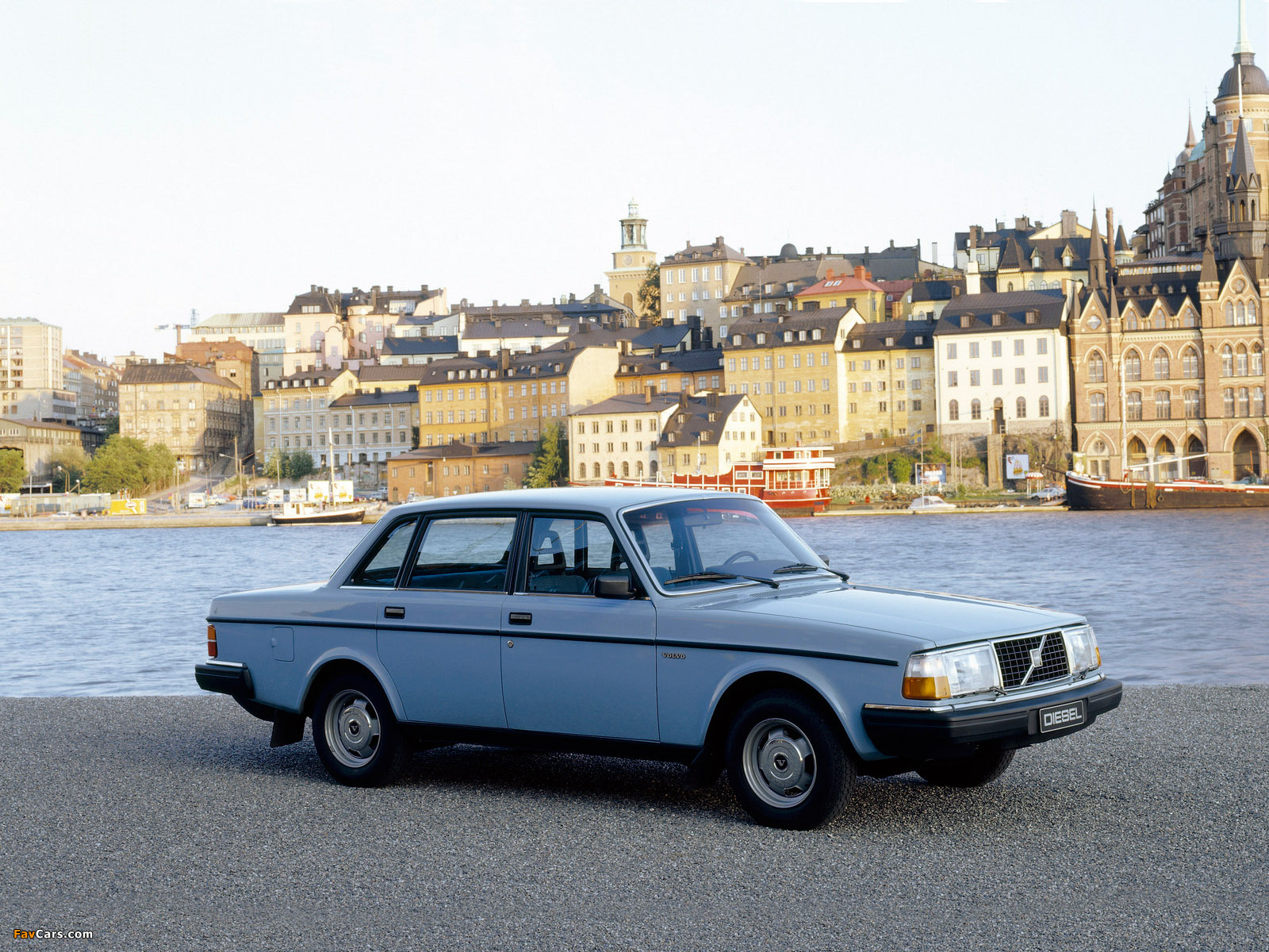 Volvo 244 Wallpapers 1600x1200