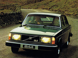 Images of Volvo 244 GLE UK-spec 1979–81