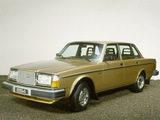 Pictures of Volvo 264 GL 1978