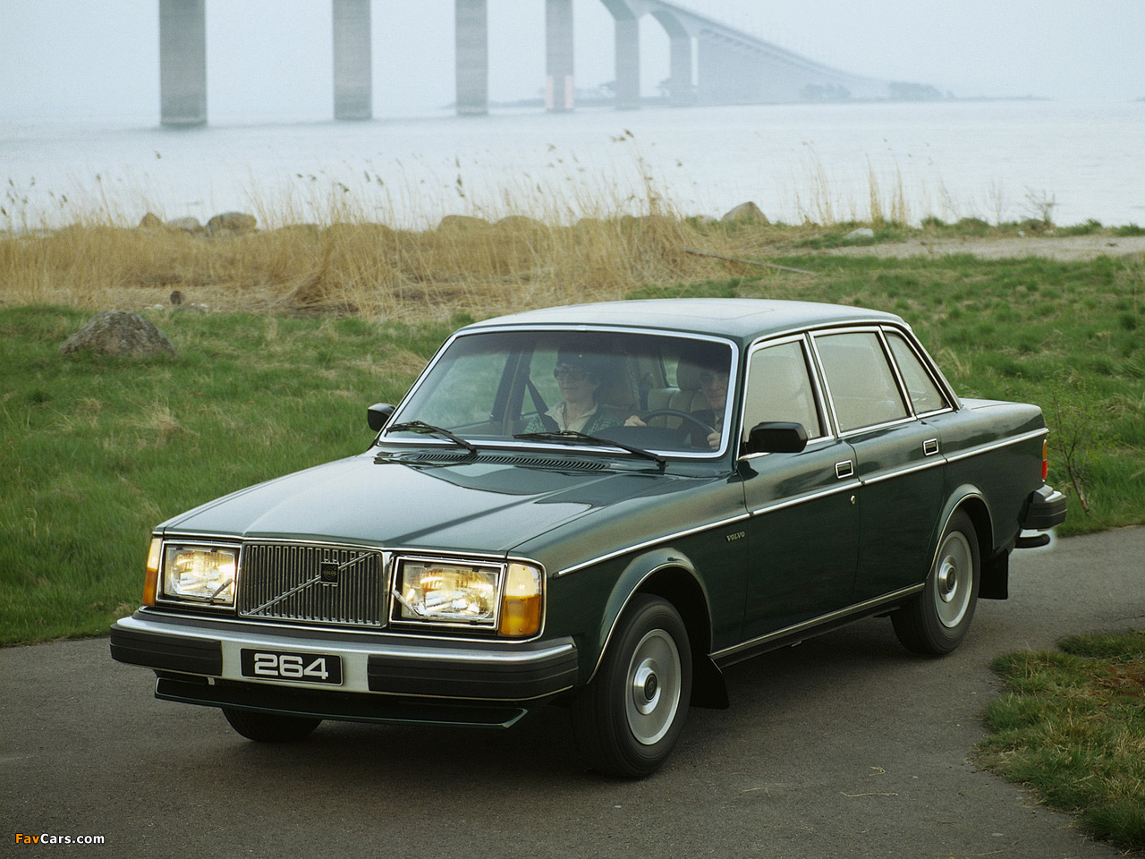 Volvo 264 GLE 1980–82 wallpapers (1280 x 960)