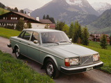 Volvo 264 GL 1978 wallpapers