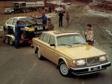 Volvo 264 GLE 1980–82 wallpapers