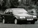 Images of Volvo 440 UK-spec 1994–96