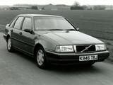 Pictures of Volvo 440 Turbo UK-spec 1988–94
