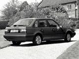 Volvo 440 Turbo UK-spec 1988–94 wallpapers