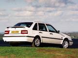 Volvo 440 UK-spec 1994–96 photos