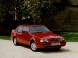 Images of Volvo 460 UK-spec 1994–96