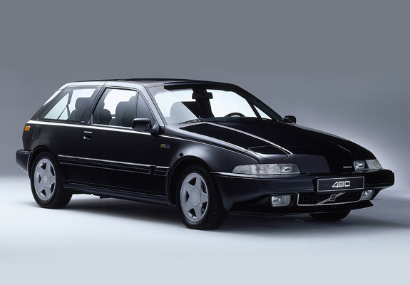 Volvo 480 198795 Wallpapers