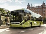 Volvo 7900 Hybrid 2011 photos