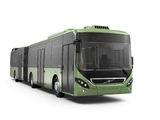Volvo 7900 Articulated 2011 wallpapers