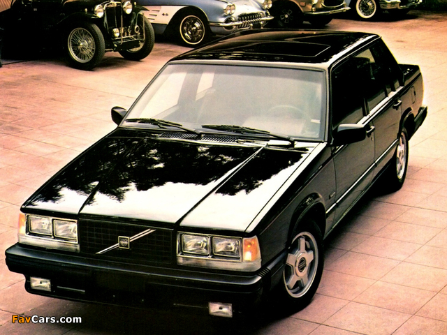 Images of Volvo 740 Turbo US-spec 1985–90 (640 x 480)