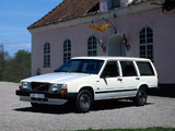 Volvo 740 Kombi 1983–90 wallpapers