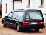 Nilsson Volvo 740 Hearse wallpapers