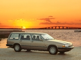 Photos of Volvo 760 GLE Kombi 1988–90