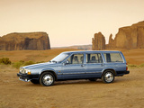 Volvo 760 GLE Kombi 1984–88 photos