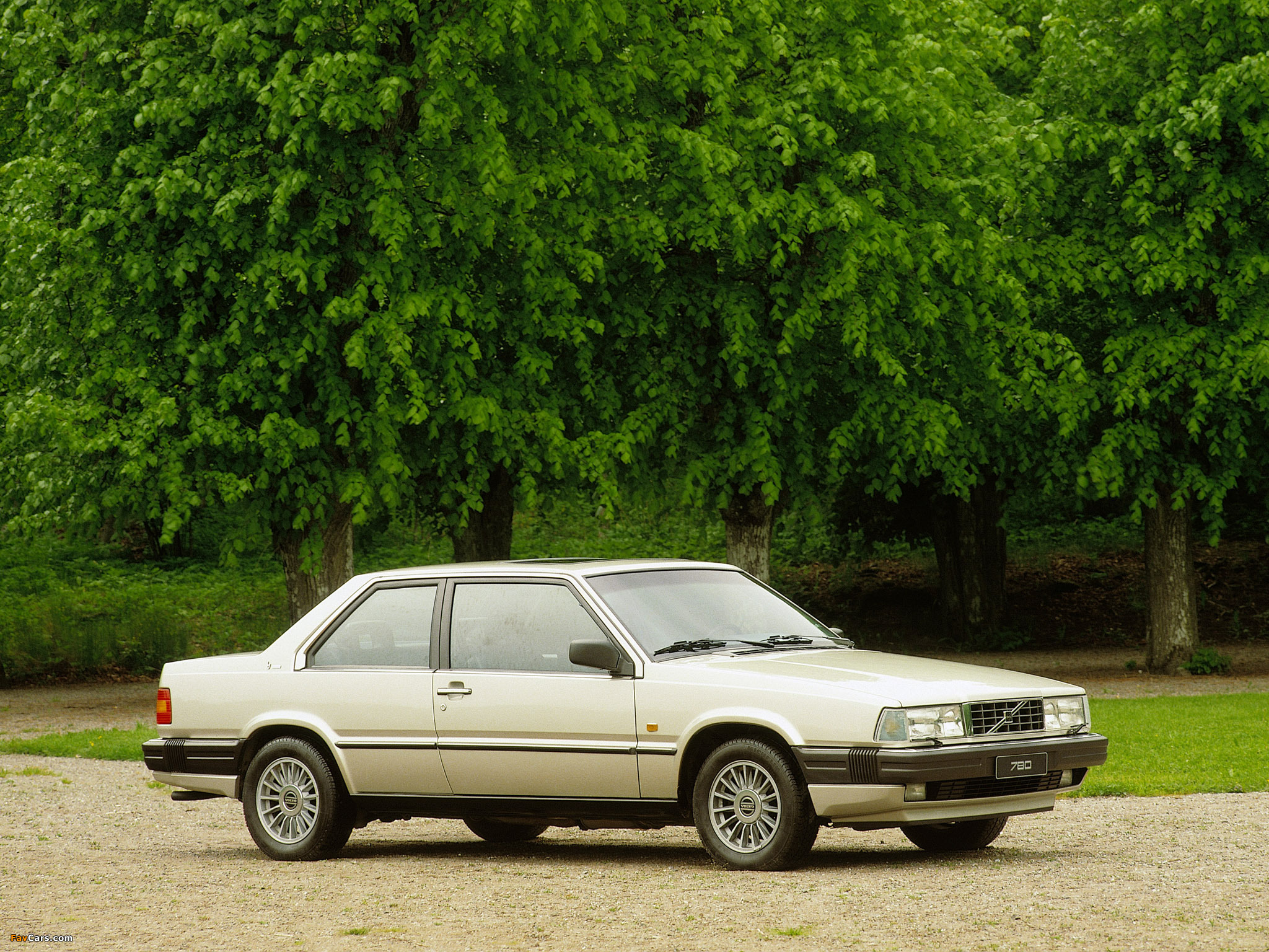 Volvo 780 Coupe 1985 90 Pictures 2048x1536