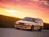 Photos of Volvo 850 T5 R Kombi 1995–96
