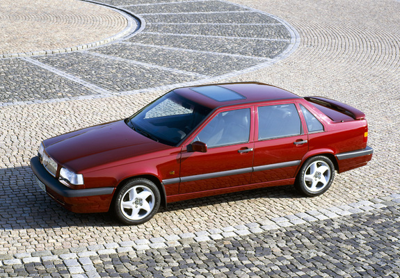 Pictures of Volvo 850 Turbo 1993–96