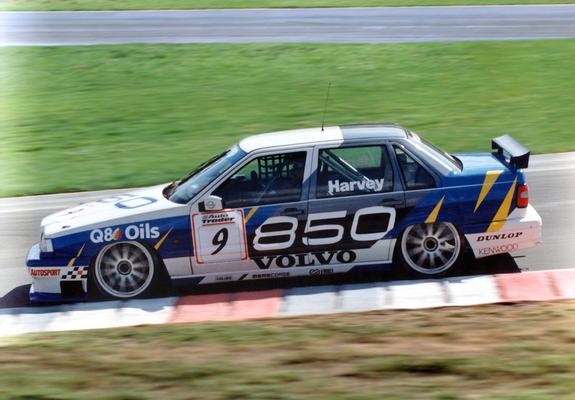 Pictures Of Twr Volvo 850 Glt Btcc 1995