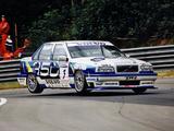 Pictures of TWR Volvo 850 T5 R BTCC 1996